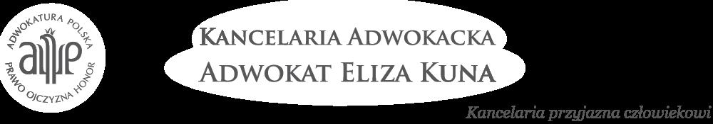 Kancelaria Adwokacka Eliza Kuna